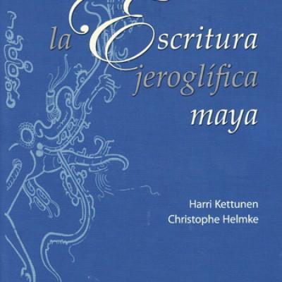 Escritura jeroglífica maya