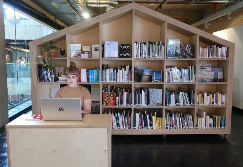 Biblioteca Instituto Finlandes