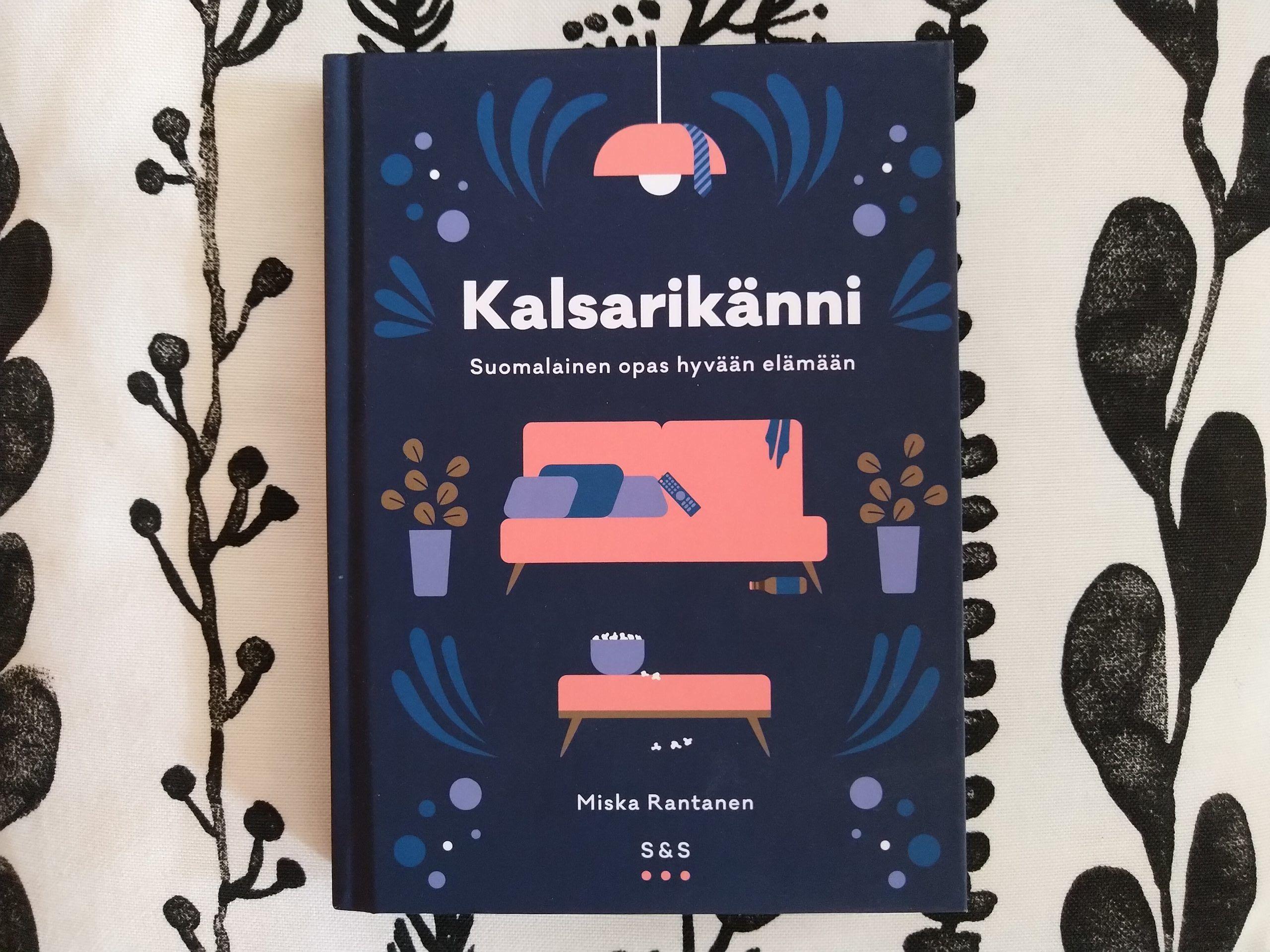 Libro Kalsarikänni