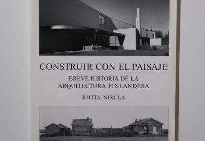 Construir con el paisaje 1 portada