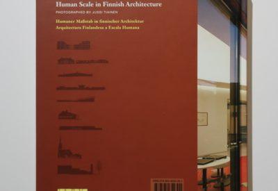 Human Scale in Finnish Architecture 2 contraportada