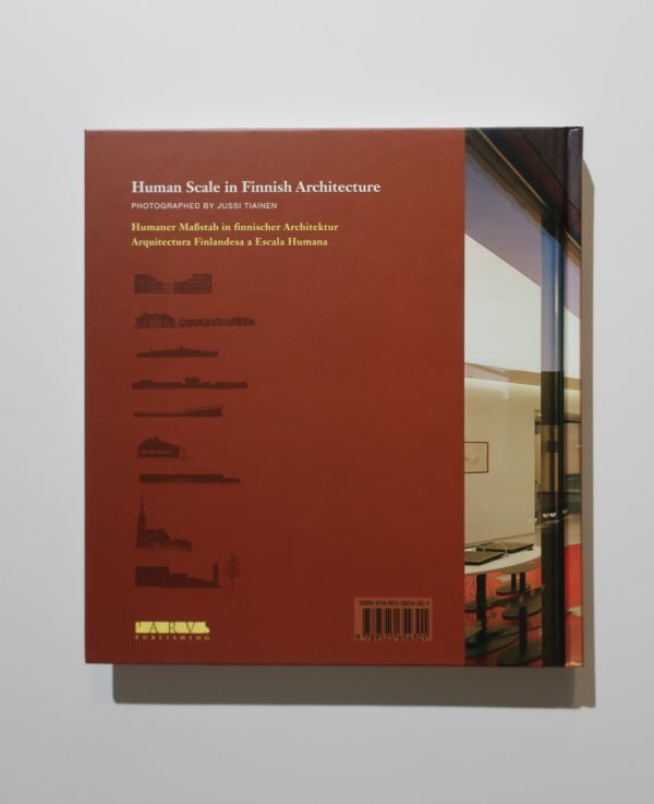 Human Scale in Finnish Architecture 2 contraportada