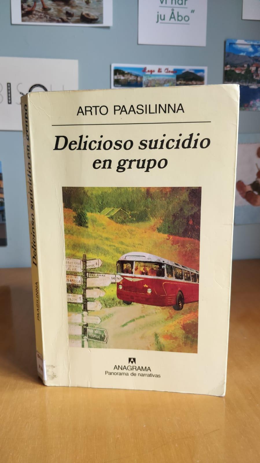 Portada libro de Arto Paasilinna