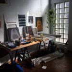 estudio de artista