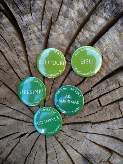 pines con palabras en finés