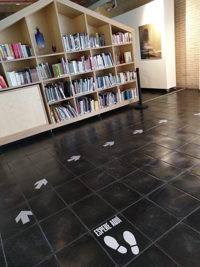Interior del Instituto de Finlandia