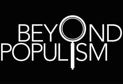 Logo Beyond Populism