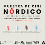 Cartel cine nórdico en Alcalá