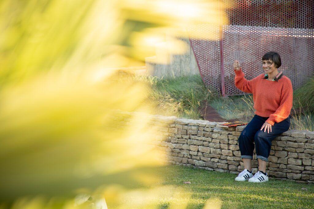 pessoa no parque